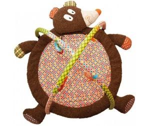Купить Развивающий коврик Ebulobo Мишка