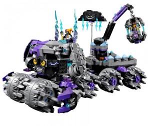 Купить Конструктор Lego Nexo knights Штурмовой разрушитель Джестро