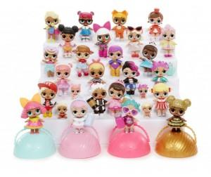 L.O.L. Кукла-сюрприз в шарике