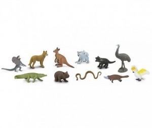 Safari Ltd. Набор Животные Австралии 11шт.