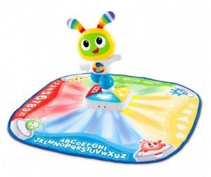 Купить Развивающий коврик Fisher Price Mattel Танцевальный коврик робота Бибо