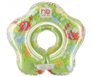 Купить Круг для купания Happy Baby Swimmer надувной на шею