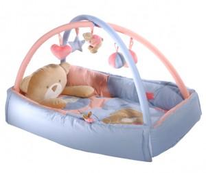 Купить Развивающий коврик BabyOno Мишка