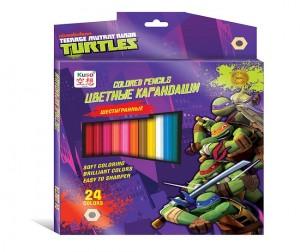 Купить Kuso цветные шестигранные Черепашки-ниндзя, 24 цвета