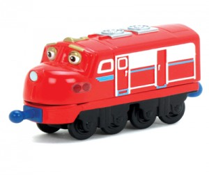 Chuggington Паровозик Уилсон