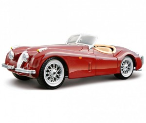 Bburago Машина Jaguar XK 120 Roadster (1951)