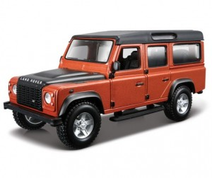 Bburago Машина Land Rover Defender 110