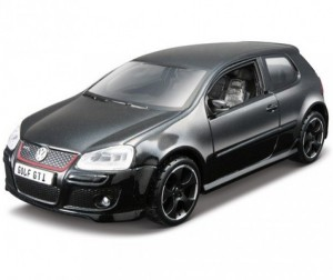 Bburago Машина для сборки Volkswagen Golf GTI Edition 30