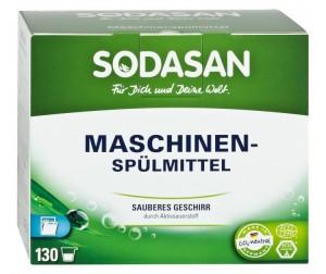 Купить Sodasan Бесфосфатный порошок для посудомоечных машин 2 кг