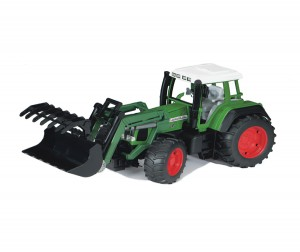 Bruder Трактор Fendt Favorit 926 Vario с погрузчиком