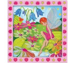 Купить Melissa & Doug Мозаика Цветочный сад