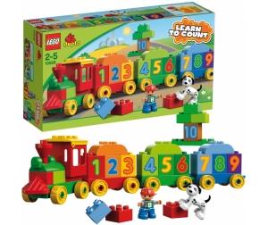 Конструктор Lego Duplo 10558 Лего Дупло Считай и играй