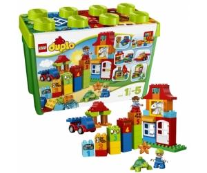 Купить Конструктор Lego Duplo 10580 Лего Дупло Набор для весёлой игры