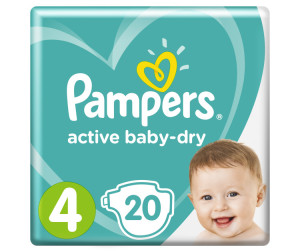 Pampers ���������� Active Baby �������� �.4 (8-14 ��) 20 ��.