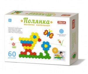 Купить Стеллар Мозаика Полянка 60 мм 01046