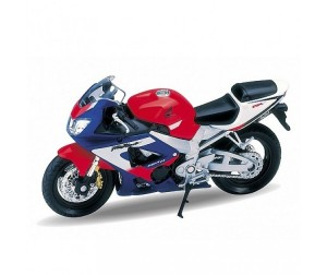 Welly ������ ��������� 1:18 Motorcycle Honda CBR900RR FIREBLADE