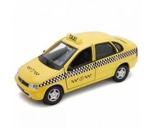 Купить Welly Модель машины 1:34-39 Lada Kalina Такси