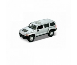 Welly ������ ������ 1:34-39 Hummer H3