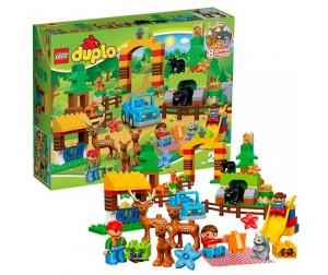 Купить Конструктор Lego Duplo 10584 Лего Дупло Лесной заповедник