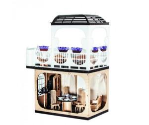Огонек Кукольный домик Коллекция (без мебели)