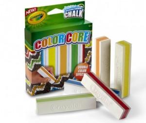 Купить Мелки Crayola с цветным стержнем для асфальта 5 цветов