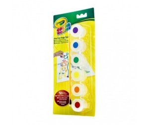 Crayola Color Wonder 6 цветов