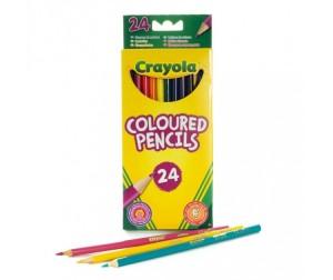 Купить Crayola Карандаши 24 цвета
