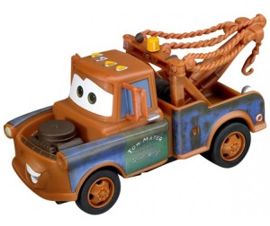 Carrera Автомобиль Disney Cars Hook Gо