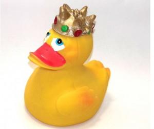 Купить Lanco Латексная игрушка Утка-королева 847