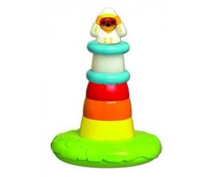 Купить Tomy Пирамидка для ванной Маяк