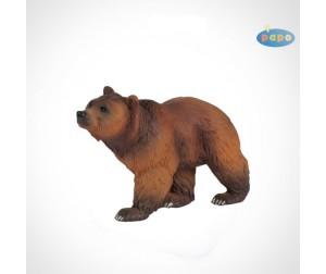 Купить Papo Игровая реалистичная фигурка Бурый медведь