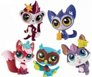 Littlest Pet Shop Pet Shop Зверюшка