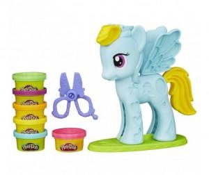 Купить Play-Doh Hasbro Набор Стильный салон Рэйнбоу Дэш