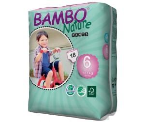 Bambo Nature Подгузники-трусики Pants XLPlus (18+ кг) 18 шт.