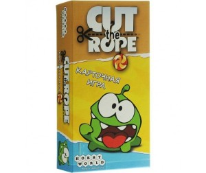 Hobby World Настольная игра Cut The Rope Карточная игра