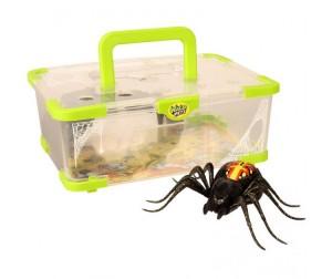 Интерактивная игрушка Moose Wild Pets Логово паучка