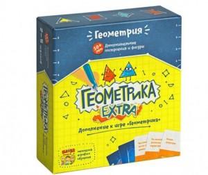 Купить Банда Умников Увлекательная настольная игра Геометрика Extra
