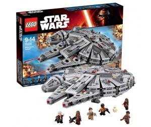 Купить Конструктор Lego Star Wars 75105 Лего Звездные Войны Сокол Тысячелетия