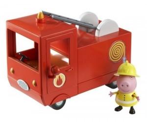 Купить Свинка Пеппа (Peppa Pig) Игровой набор Пожарная машина Пеппы