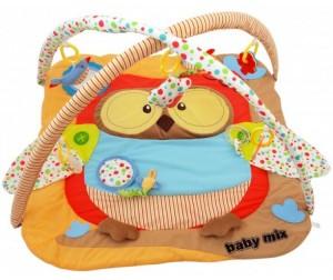 Купить Развивающий коврик Baby Mix Сова