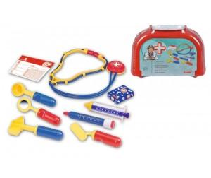 Купить Simba Игровой набор в чемоданчике доктора 10 предметов
