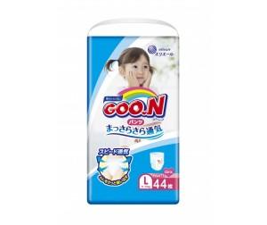 GooN Подгузники-трусики для девочек L (9-14 кг) 44 шт.