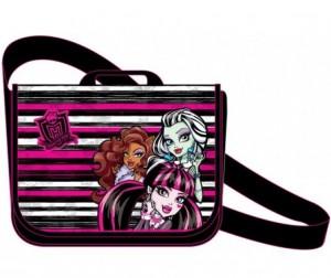 Купить Росмэн Сумка-почтальон Monster High Крутые девчонки