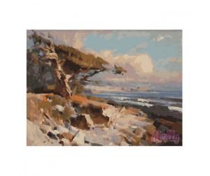 Купить Molly Картина по номерам Перед бурей 40х50 см