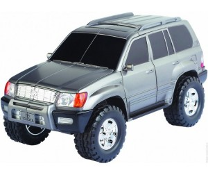 Happy Well Трансформер-машина Toyota Land Cruiser 1:18