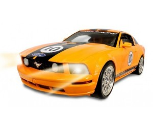 Happy Well Трансформер-машина Ford Mustang 1:18
