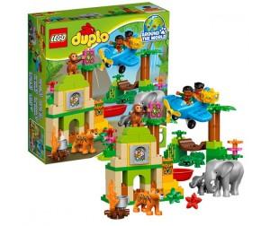 Купить Конструктор Lego Duplo 10804 Лего Дупло Вокруг света Азия