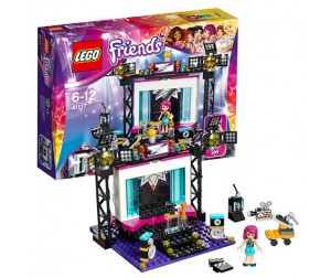 Конструктор Lego Friends 41117 Лего Подружки Поп-звезда: телестудия