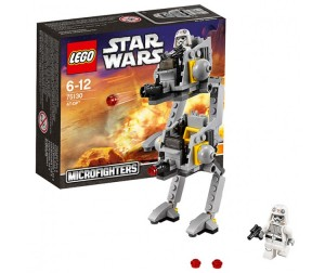 ����������� Lego Star Wars 75130 ���� �������� ����� AT-DP