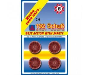 Купить Sohni-wicke Игрушечные 8-зарядные пистоны 192 шт.